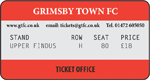 Grimsby Town v Hartlepool United (Upper Youngs)